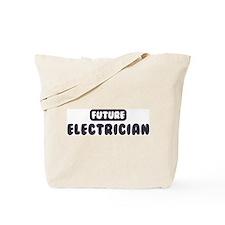 Future Electrician Tote Bag