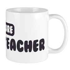 Future Drama Teacher Mug