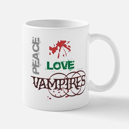oddFrogg Twilight Peace Love Mug