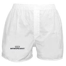 Future Anthropologist Boxer Shorts