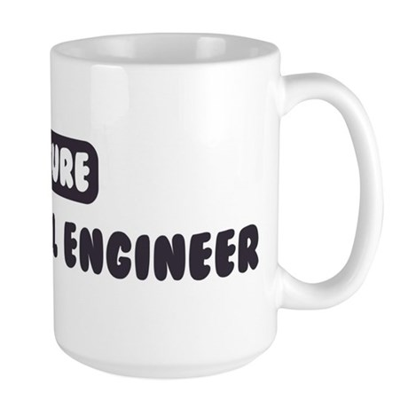 Future Biomedical Engineer Large Mug