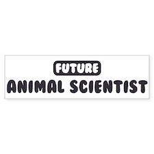 Future Animal Scientist Bumper Bumper Sticker