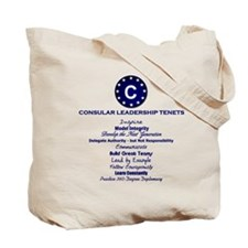 DP-Practice 360-Degree Diplomacy Tote Bag