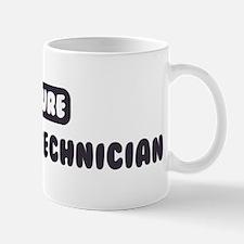 Future Avionics Technician Mug