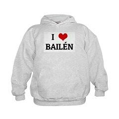 I Love BAILN Hoodie