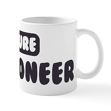 Future Auctioneer Small Mug