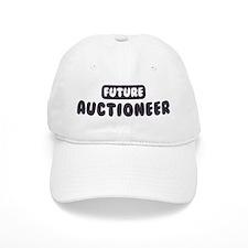 Future Auctioneer Baseball Cap