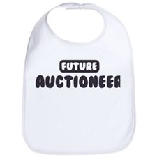 Future Auctioneer Bib