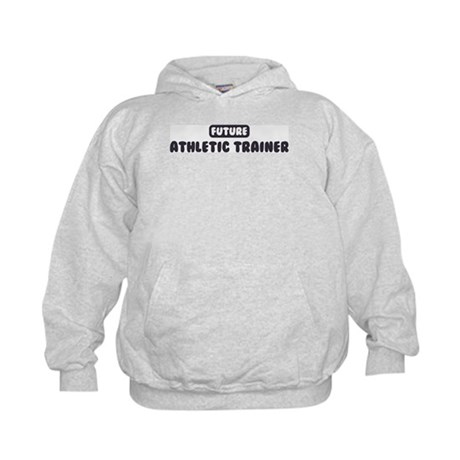 Future Athletic Trainer Kids Hoodie