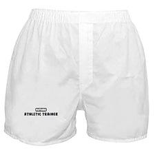 Future Athletic Trainer Boxer Shorts