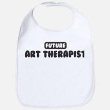 Future Art Therapist Bib
