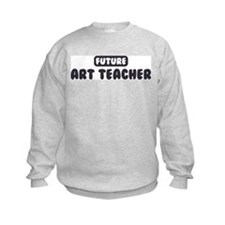 Future Art Teacher Jumper Sweater