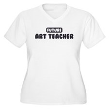 Future Art Teacher T-Shirt
