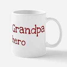 Great Grandpa is my hero Mug