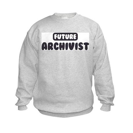 Future Archivist Kids Sweatshirt