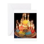 16th Birthday Gifts, 16 Greeting Card