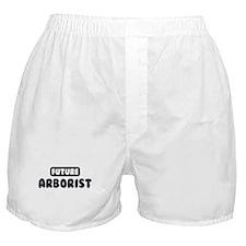 Future Arborist Boxer Shorts