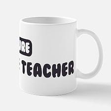 Future 1st Grade Teacher Mug
