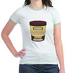 Soundex Surprise Jr. Ringer T-Shirt