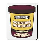 Soundex Surprise Mousepad