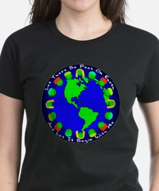 Let There Be Peas On Earth... Tee