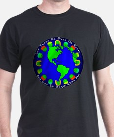 Let There Be Peas On Earth... T-Shirt