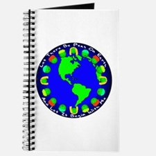 Let There Be Peas On Earth... Journal