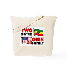 Cute Ethiopia Tote Bag