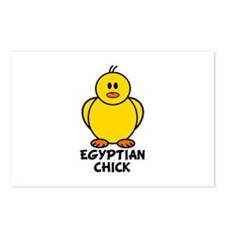 Egyptian Chick Postcards (Package of 8)