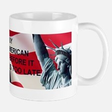 SaveAmericaJob2 Mug