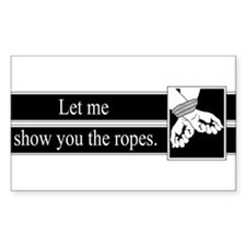 Ropes Decal