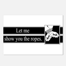 Ropes Postcards (Package of 8)