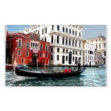 Venice Gondola original photo - Decal