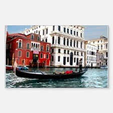 Venice Gondola original photo - Decal