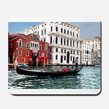 Venice Gondola original photo - Mousepad