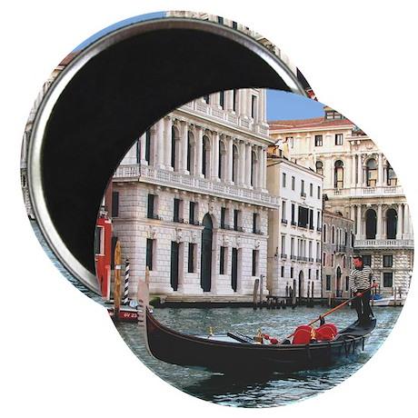 Venice Gondola original photo - Magnet