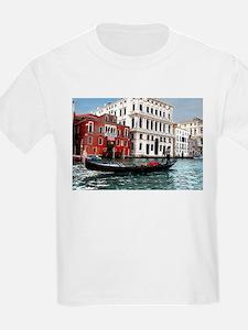 Venice Gondola original photo - T-Shirt