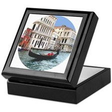 Venice Gondola original photo - Keepsake Box