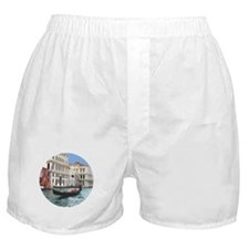 Venice Gondola original photo - Boxer Shorts