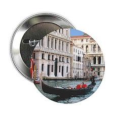 "Venice Gondola original photo - 2.25"" Button"
