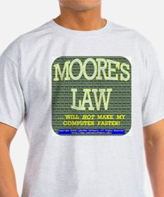 Moore's Law T-Shirt