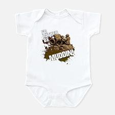 4x4 ATV Muddin Infant Bodysuit
