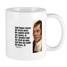 "Burns ""The Lasses"" Mug"