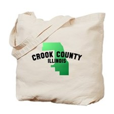 Crook County Tote Bag