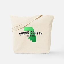 Crook County Tote Bag