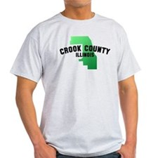 Crook County T-Shirt