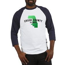Crook County Baseball Jersey