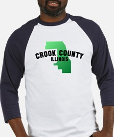 Crook County Baseball Jersey