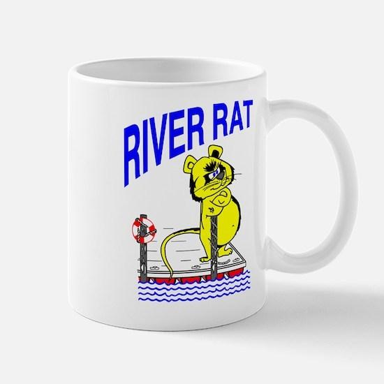 River Rat sample Mugs