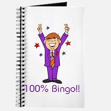 Bingo Journal